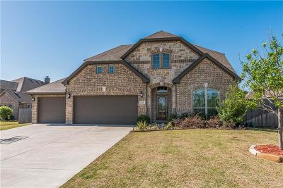 Sherman Single Family Home For Sale: 218 W North Creek Drive