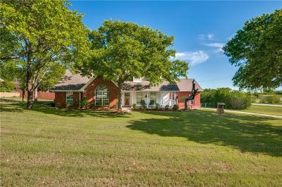 Archer County, Baylor County, Clay County, Jack County, Throckmorton County, Wichita County, Wise County Single Family Home For Sale: 502 Post Oak Drive