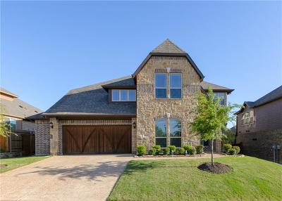 Fort Worth Single Family Home For Sale: 4313 Rustic Timbers Drive