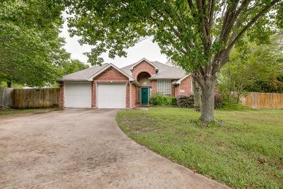 Rockwall Single Family Home For Sale: 218 Autumn Court