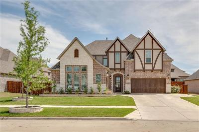 Prosper Single Family Home For Sale: 4231 Porosa Lane
