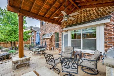 McKinney Single Family Home For Sale: 4509 Oxbow Drive