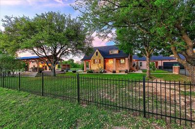 Forney Single Family Home Active Contingent: 15908 Wiser Road