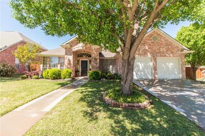 Flower Mound Single Family Home Active Option Contract: 508 Saddleback Lane