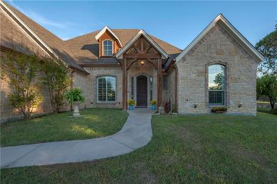 Weatherford Single Family Home For Sale: 112 Trailview Lane