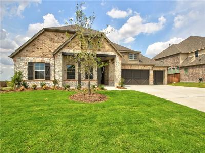 Prosper Single Family Home For Sale: 1701 Chisholm Trail
