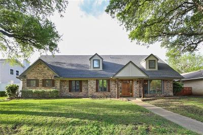 Single Family Home For Sale: 3911 Candlenut Lane