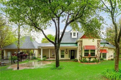 Archer County, Baylor County, Clay County, Jack County, Throckmorton County, Wichita County, Wise County Single Family Home For Sale: 538 Oak Hills Drive