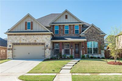Mckinney Single Family Home For Sale: 2413 Wrexham Drive
