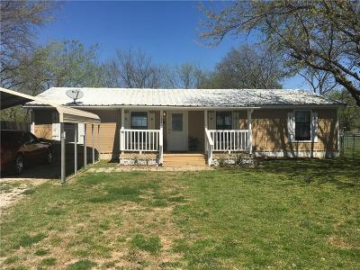 Wise County Single Family Home Active Option Contract: 104 Fm 718