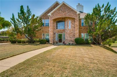 Rockwall, Rowlett, Heath, Royse City Single Family Home For Sale: 1360 Shores Boulevard