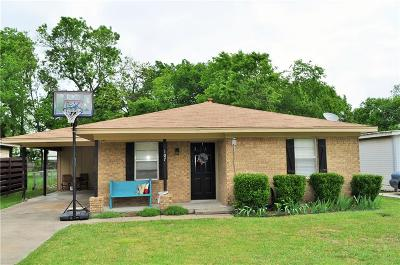 Waxahachie TX Single Family Home For Sale: $165,000