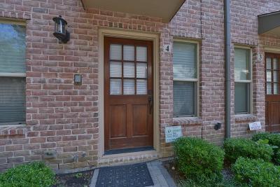 Highland Park, University Park Condo For Sale: 3430 McFarlin Boulevard #4