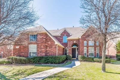 Mckinney Single Family Home For Sale: 1712 Pecan Valley Drive