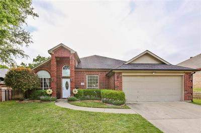 North Richland Hills Single Family Home For Sale: 7013 Stephanie Court