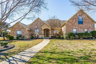 Haslet Single Family Home Active Option Contract: 309 Applewood Lane