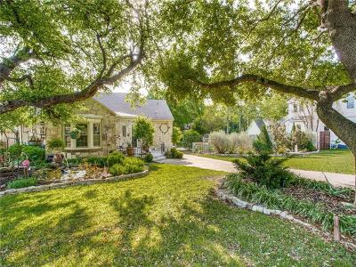 Dallas County Single Family Home For Sale: 1536 Cedar Hill Avenue