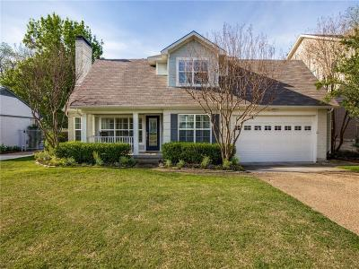 Single Family Home For Sale: 5514 Bryn Mawr Drive