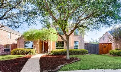 Frisco Single Family Home For Sale: 9778 Grassland Drive
