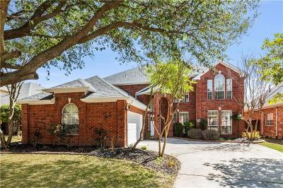 McKinney Single Family Home For Sale: 1533 Timber Edge Drive