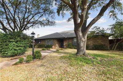 Richardson Single Family Home For Sale: 2303 Golden Willow Lane