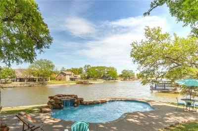 Parker County, Tarrant County, Hood County, Wise County Single Family Home For Sale: 2805 Geonito Camino Court
