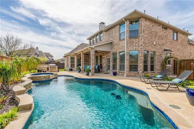 Frisco Single Family Home Active Contingent: 15817 Christopher Lane
