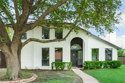 Rowlett Single Family Home For Sale: 7606 Beverly Drive