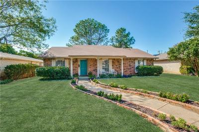 Lewisville Single Family Home For Sale: 1320 Carnation Drive