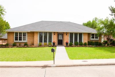 Denton County Single Family Home For Sale: 1920 Glen Hill Drive