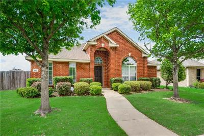 Allen Single Family Home Active Option Contract: 748 Cherry Blossom Lane