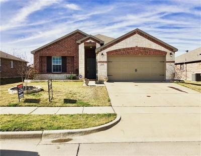 Burleson Single Family Home Active Option Contract: 1285 Wysteria Lane
