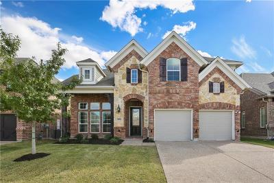 Dallas County, Denton County, Collin County, Cooke County, Grayson County, Jack County, Johnson County, Palo Pinto County, Parker County, Tarrant County, Wise County Single Family Home For Sale: 4020 Alpine Rose Court