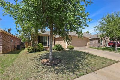 Azle Single Family Home For Sale: 1108 New Meadow Drive