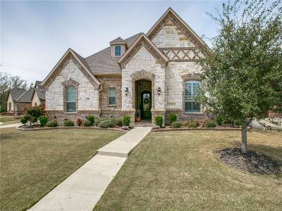 North Richland Hills Single Family Home For Sale: 8708 Shadywood Lane