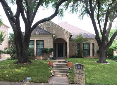 Fort Worth Single Family Home For Sale: 6820 Riverridge Road