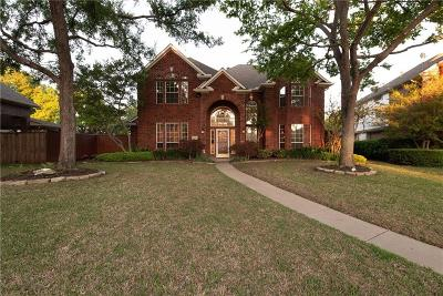 Coppell Single Family Home For Sale: 630 Andover Lane