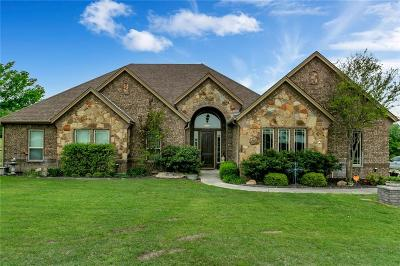 Weatherford Single Family Home For Sale: 118 Meadow Arbor Drive