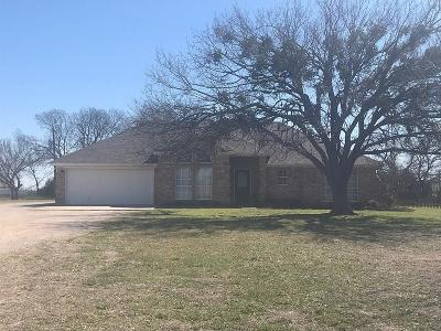 Archer County, Baylor County, Clay County, Jack County, Throckmorton County, Wichita County, Wise County Single Family Home For Sale: 196 Bluebonnet Drive