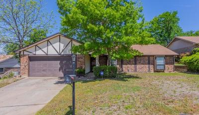 Fort Worth Single Family Home For Sale: 5067 Tierney Court N