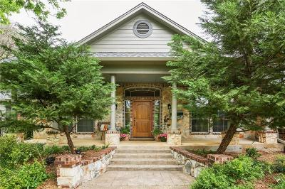 Keller Single Family Home For Sale: 525 Bancroft Road