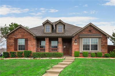 Wylie Single Family Home For Sale: 114 Forestbrook Drive