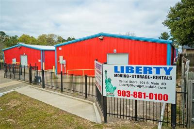 Lindale Commercial For Sale: 17626 N College Street