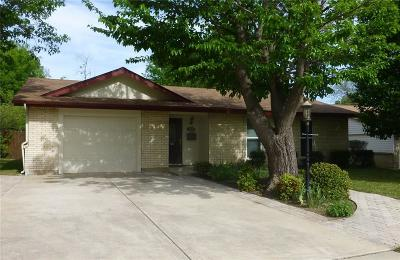 Grapevine Single Family Home Active Option Contract: 829 Rainbow Trail