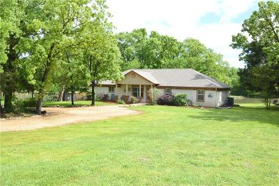 Angus, Barry, Blooming Grove, Chatfield, Corsicana, Dawson, Emhouse, Eureka, Frost, Hubbard, Kerens, Mildred, Navarro, No City, Powell, Purdon, Rice, Richland, Streetman, Wortham Single Family Home For Sale: 924 County Road 2230f