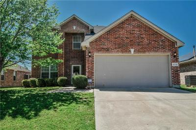 Watauga Single Family Home For Sale: 6713 Red Rock Trail