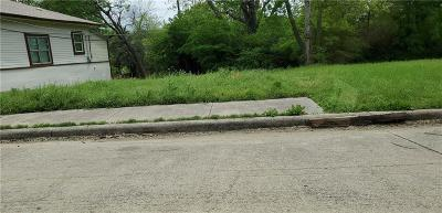 Fort Worth Residential Lots & Land Active Option Contract: 1062 E Oleander Street