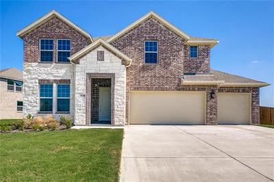 Forney Single Family Home For Sale: 120 Joshua Tree
