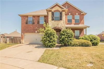 Single Family Home For Sale: 5800 Misty Breeze Drive