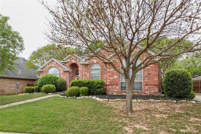 North Richland Hills Single Family Home Active Option Contract: 8109 Pecan Ridge Drive